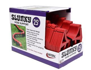 Slunky Support Cradle for RV Sewer Hose - 25' - Red