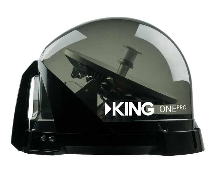 KOP4800R One Pro Portable Satellite by King Controls - DIRECTV - Remanufactured