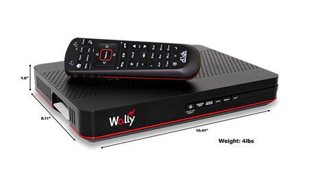 Wally RV Satellite Receiver