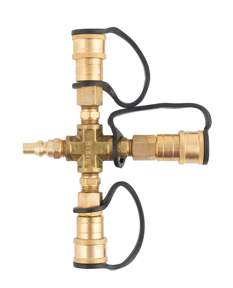 Propane Cross Adapter - ME24TP