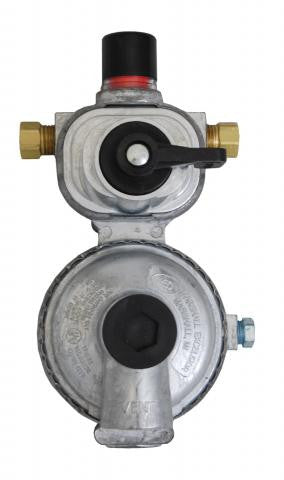 LP Gas Auto Changeover Regulator - Standard