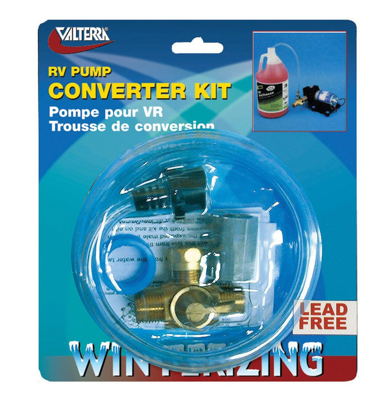 Pump Converter Kit - Lead Free