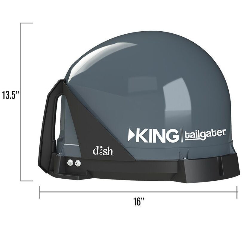 Tailgater VQ4500 by King Controls - DISH  Only 2 left!