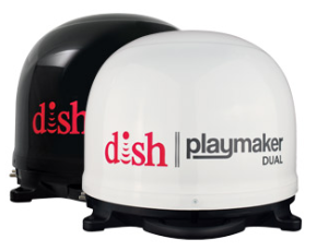 Winegard Playmaker Dual - White Dome  PL-8000
