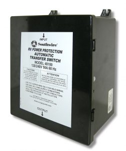 Automatic Transfer Switch 50A Hardwire Model - 40100-001