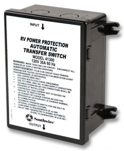 Automatic Transfer Switch 30A Hardwire Model - 41300