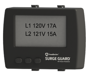 Surge Guard Wireless LCD Display – Model 40301