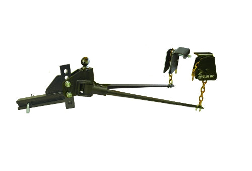 Blue Ox Sway Pro Weight Distribution Hitch - 1,000 / 10,000 - BXW1000