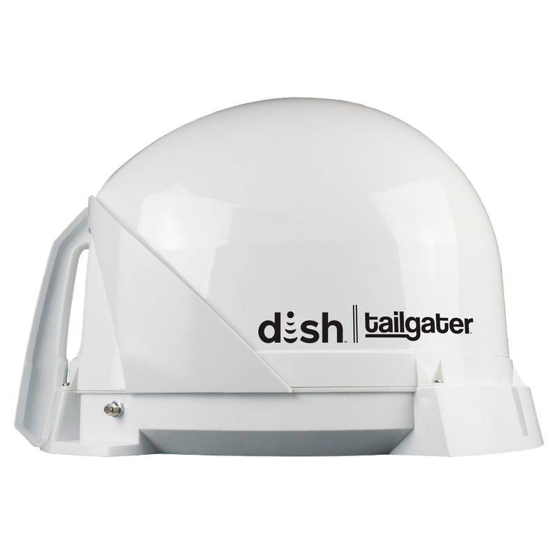 Tailgater DT4400 by King Controls - DISH, Single Output