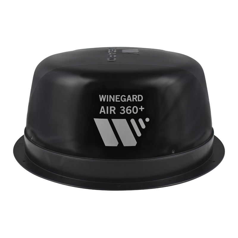 AIR 360+ Amplified Omnidirectional VHF/UHF & FM RV Antenna - AR-360B