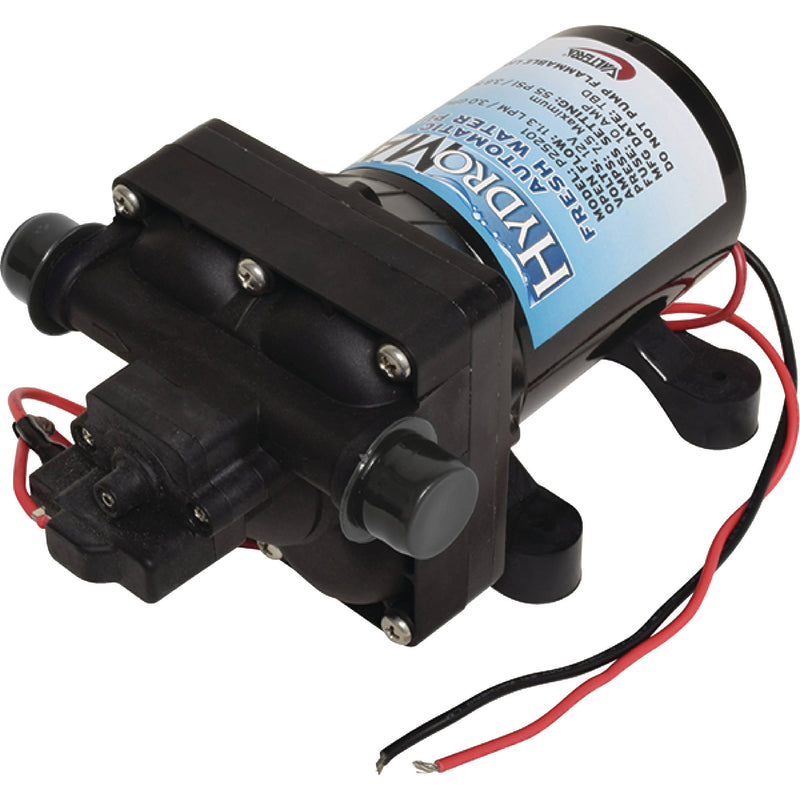 Hydromax 12V RV Fresh Water Pump P25201  *Limited Stock at this Price!!!
