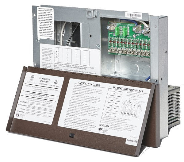 8355A Series Power Center Replacement - With Automatic Transfer Switch
