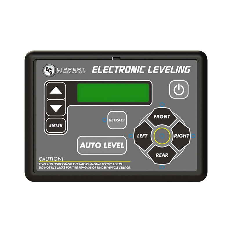 Ground Control TT Leveling Touchpad - 421484