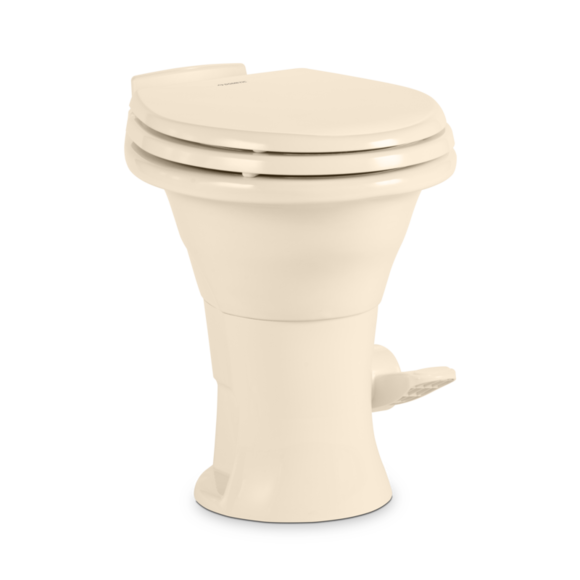 Dometic 310 RV Toilet - Bone  302310083
