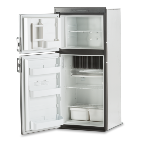 Dometic RV Refrigerator - Americana Double Door