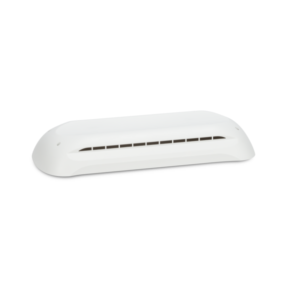 Dometic Refrigerator Roof Vent W/BASE- Polar White - 3311236.000