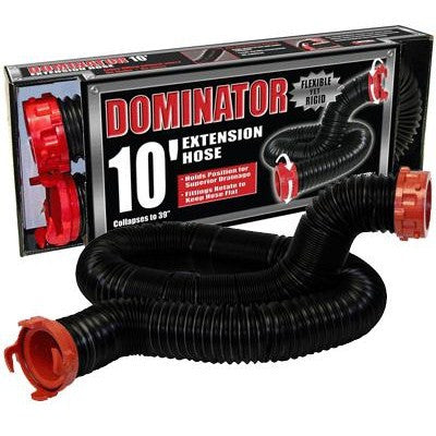 Dominator RV Sewer Hose Extension Kit - 10'  D04-0200
