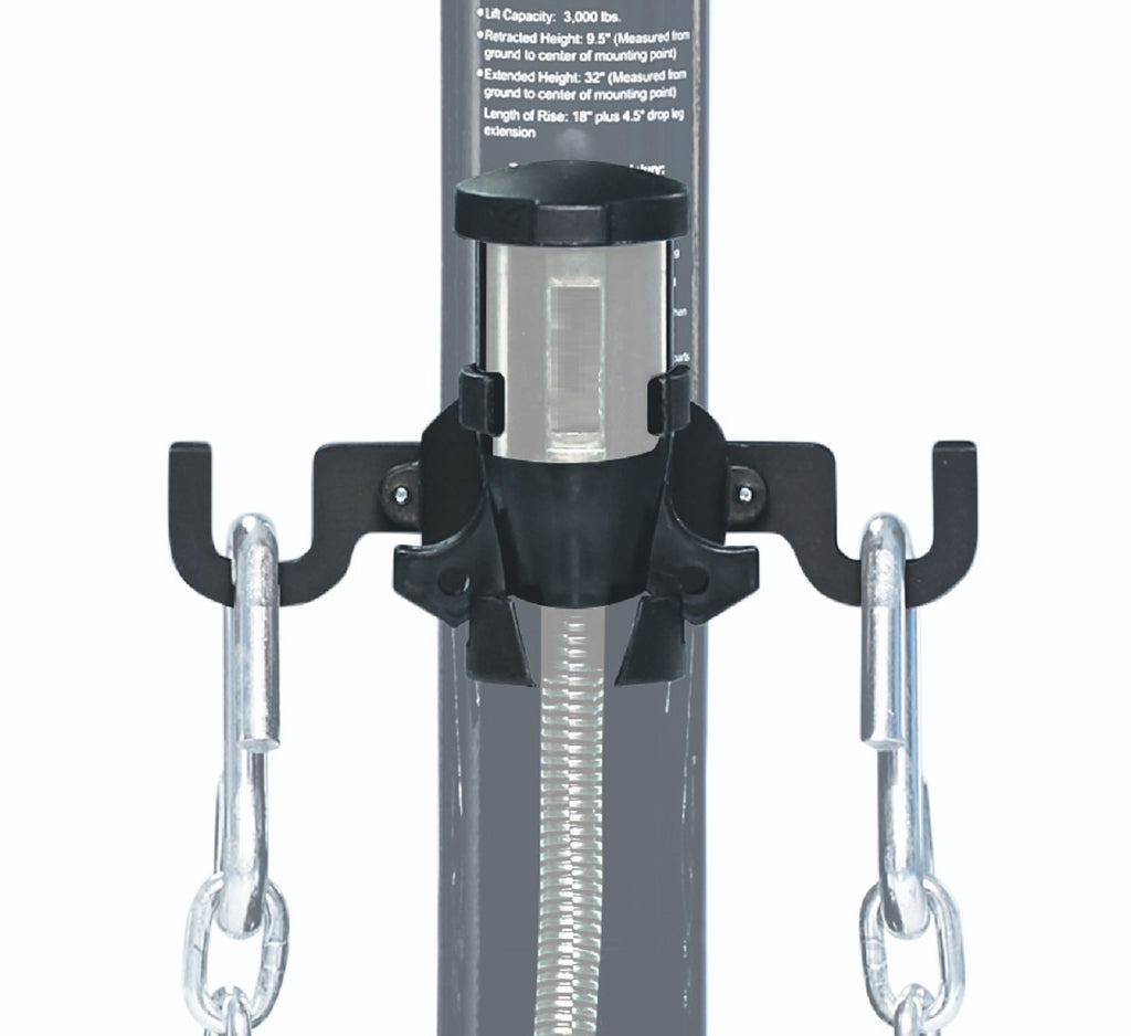 Electric Tongue Jack Post - Chain and Cord Keeper JET-30
