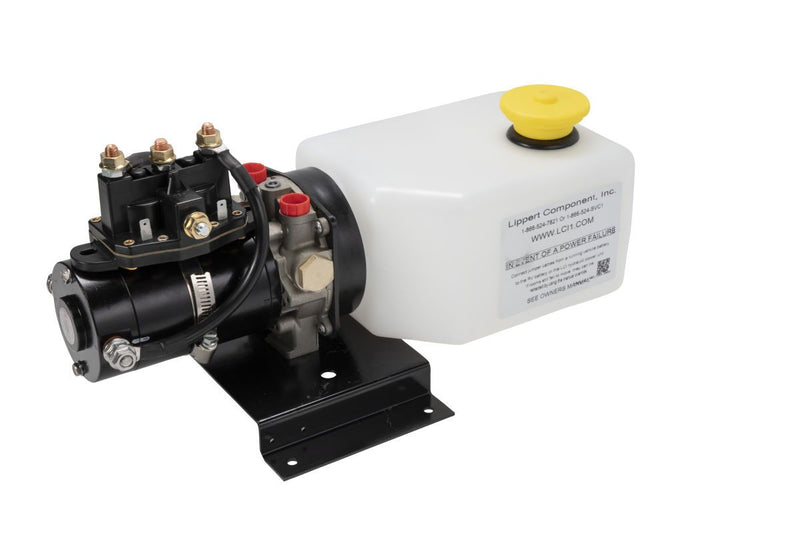 Hydraulic Power Unit W/ 2QT Pump Reservoir Kit - 141111