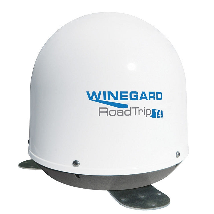 Winegard RoadTrip T4 In-Motion RV Satellite Antenna - White Dome