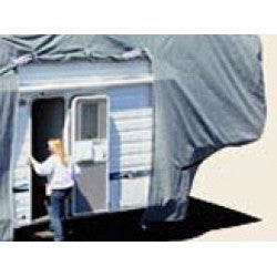 "Folding Pop-Up - Designer Series Tyvek® Plus Wind RV Covers - 12'1""-14'"