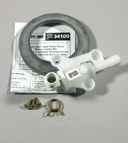 Thetford RV Toilet Valve for Style Plus & Lite   34100