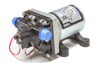 Shurflo Revolution 12V RV Fresh Water Pump 4008-101-E65