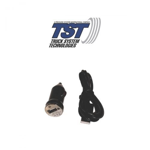 507 Series 4 Flow Thru Sensor TPMS System Color Display and Repeater - TST-507-FT-4-C