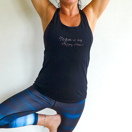 Happy Hour Yoga Top