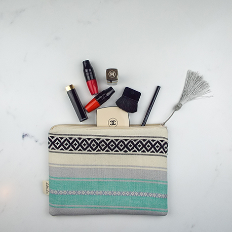 demadre make up bag bahia
