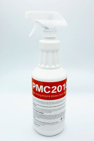Mold and Mildew Stain Remover - Fast Acting PMC2010