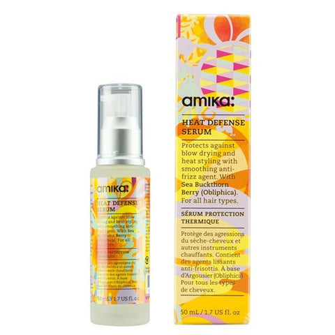AMIKA Heat Defense Serum - Believe Barber & Beauty Shop