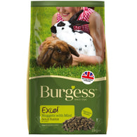 Burgess Excel Tasty Nuggets With Mint For Adult Rabbits 2kg