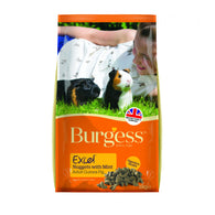 Burgess Excel Tasty Nuggets For Guinea Pigs 2kg
