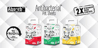 Absorb Plus Antibacterial Pet Sheet