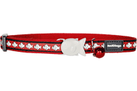 Red Dingo Cat Reflective Collars