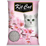 Kit Cat Classic Clump Litter (10L/7kg) Sakura