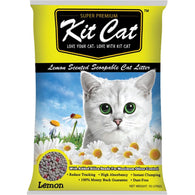 Kit Cat Classic Clump Litter (10L/7kg)  Lemon