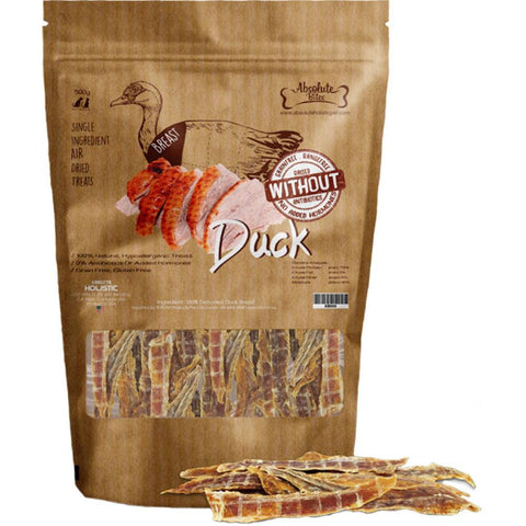 Absolute Bites Air Dried Duck Breast ( 150g)