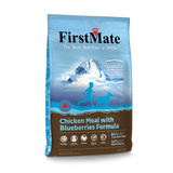 Firstmate Grain & Gluten Free, Chicken with Blueberries
