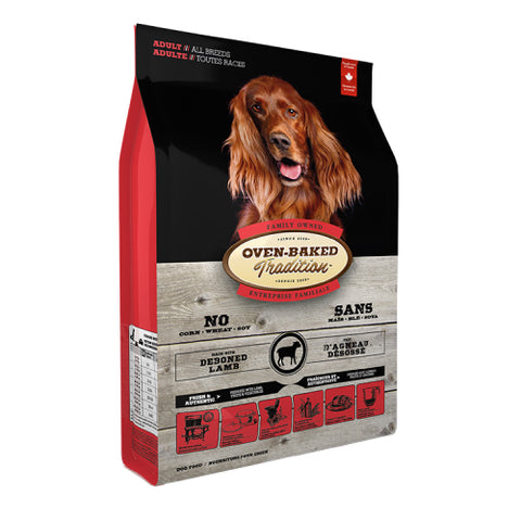 Oven-Baked Tradition Adult Lamb Dog Dry Food