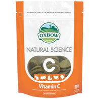 Oxbow Natural Science Vitamin C Supplement, 60ct