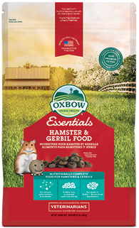Oxbow Essential Hamster and Gerbil Food
