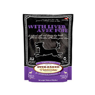 Oven-Baked Tradition Liver Dog Treats, 8oz