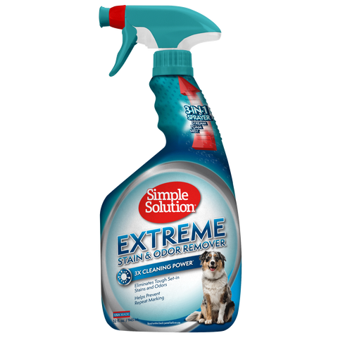 Simple Solution Extreme Stain & Odor Remover Spray