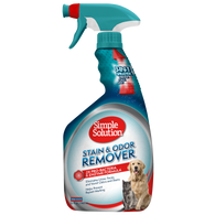 Simple Solution Stain & Odor Remover Spray 32oz