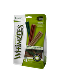 Whimzees Value Bag Stix (XS) 48+8pcs/ (S) 24+4pcs/ (M) 12+2pcs