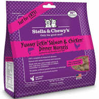 Stella & Chewy's Yummy Lickin' Salmon & Chicken Dinner Morsels