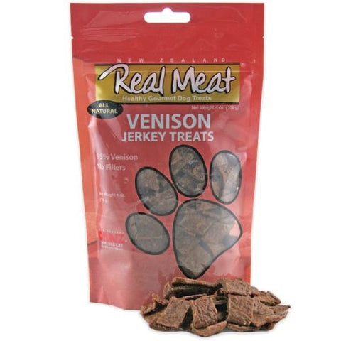 TRMC Free Range Real Meat Dog Treats (Venison)