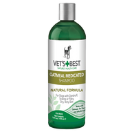 Vet's Best Medicated Oatmeal Shampoo for Dogs 16oz